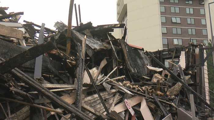Officials Learn Details Of Duluth Synagogue Fire