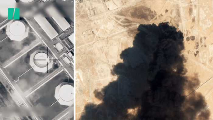 Drone Attack Takes Out Saudi Oil Plants