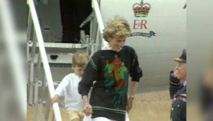 Princess Diana Made Sure Her Boys Had a Normal Childhood, Complete with McDonald's