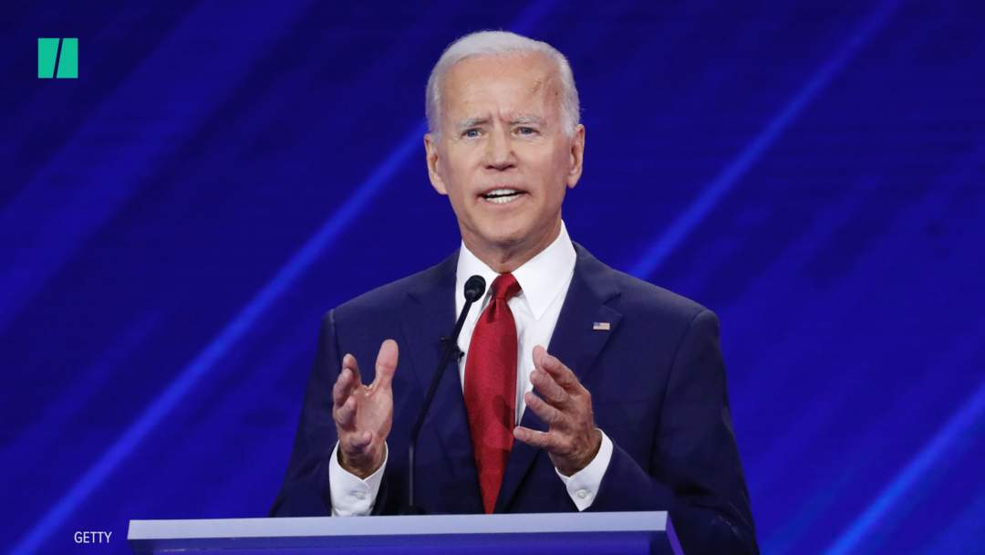Joe Biden's Age Comes Back Into Play