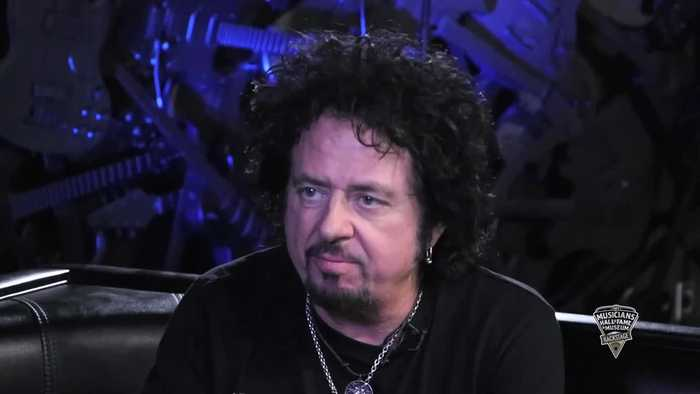 Musicians Hall of Fame Backstage: Steve Lukather Part 1