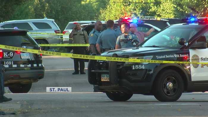 Police: 1 Dead In Officer-Involved Shooting In St. Paul's Midway Neighborhood