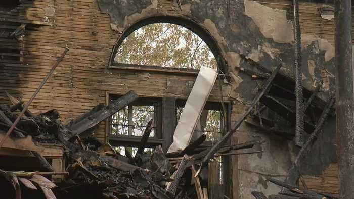 Duluth Man Charged In Synagogue Fire