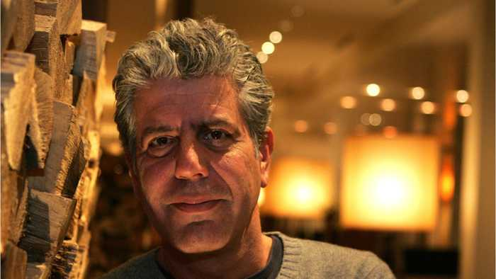 Bourdain's Possessions To Be Auctioned