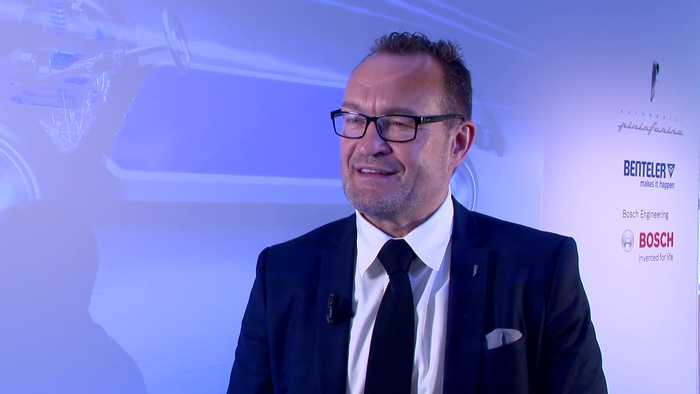 Automobili Pininfarina at IAA 2019 - Interview Michael Perschke, CEO
