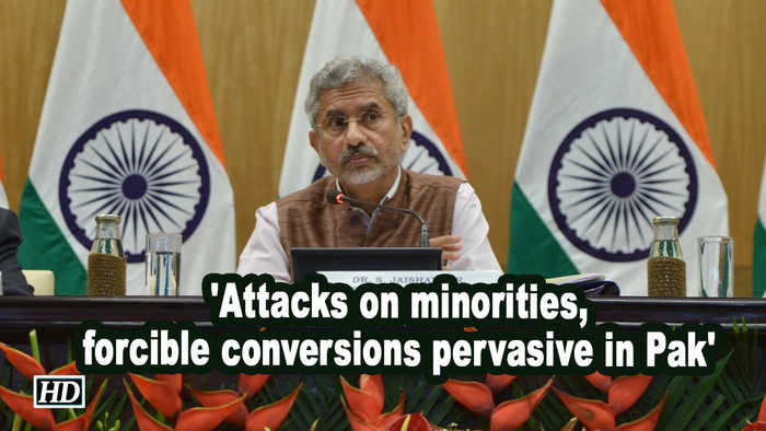 'Attacks on minorities, forcible conversions pervasive in Pak'