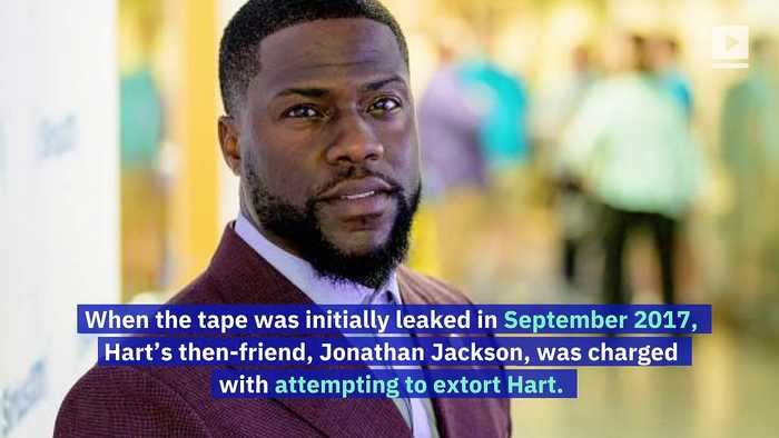 Kevin Hart Sued for $60 Million Over Leaked Sex Tape
