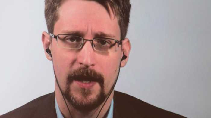 DOJ To Snowden: Hand Over All Your Book Profits