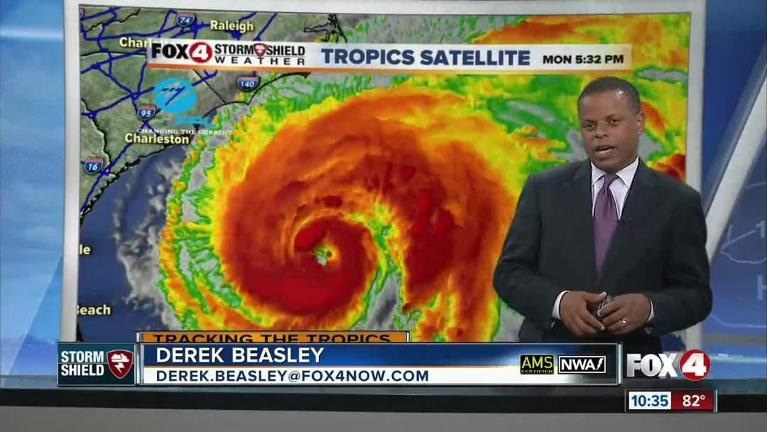 Tropics Update 9/16 Late PM