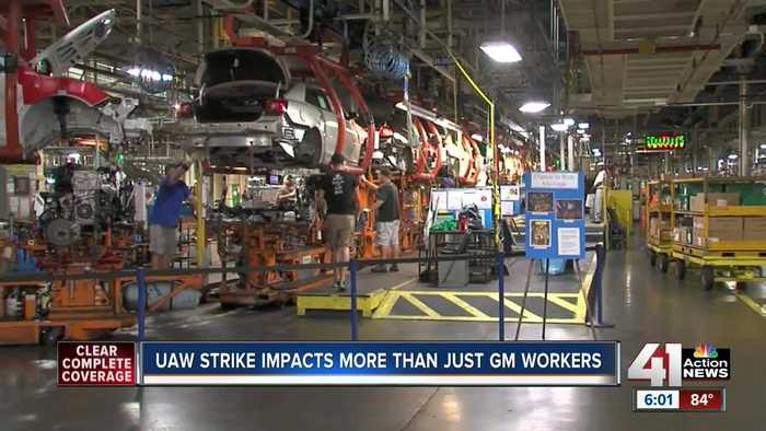 UAW Strike impacts more than than just GM workers