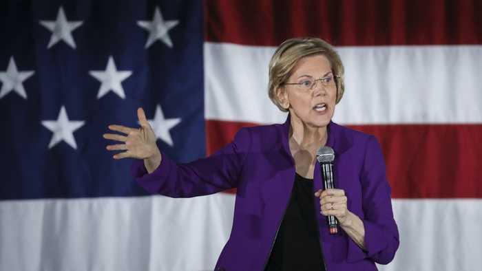 Elizabeth Warren Releases Plan To Tackle Corruption In Washington