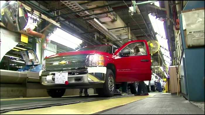 GM faces mounting losses amid labor strike