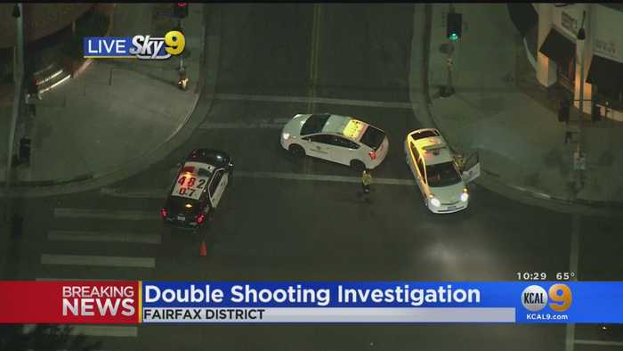 2 Injured In Monday Night Shooting In Fairfax District