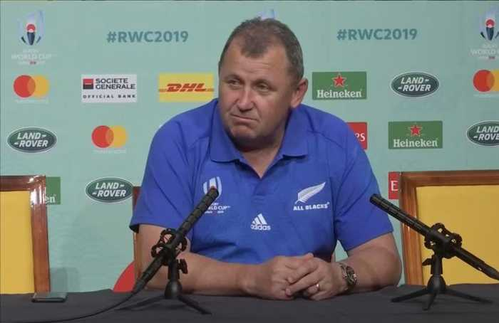 All Blacks 'at a heightened state' ahead of first clash against South Africa