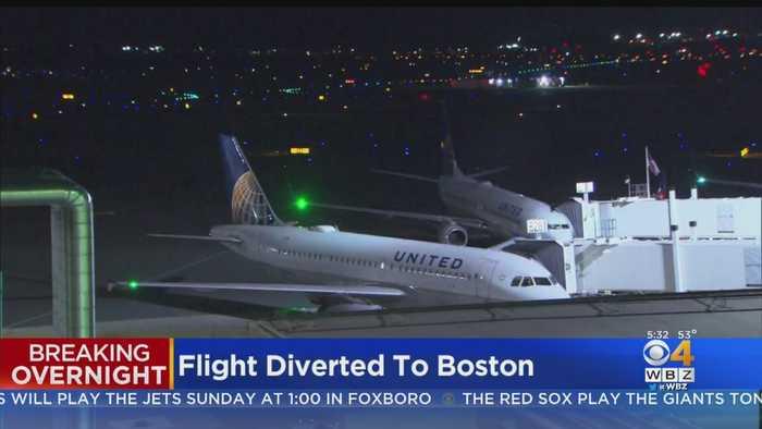 United Flight From Washington DC To Ireland Diverted To Boston