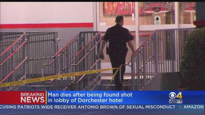 Man Found Shot In Dorchester Ramada Hotel Lobby Dies