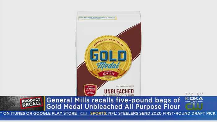 General Mills Recalls Millions Of Pounds Of Flour