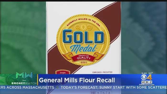 General Mills Recalls Gold Flour For Possible E. Coli Contamination