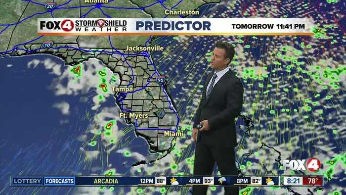 Humberto Now A Category 2 Hurricane