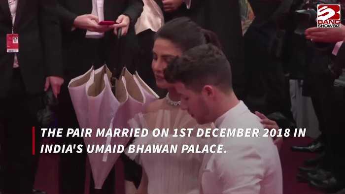 Priyanka Chopra shares Nick Jonas birthday video