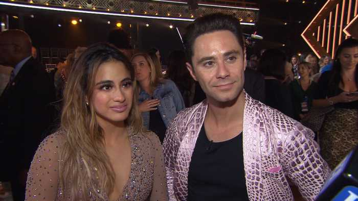 Ally Brooke On First 'DWTS' Performance, New Single