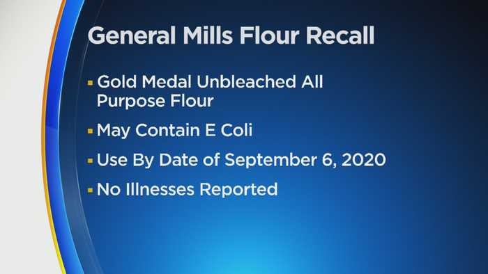 Gold Medal Unbleached All-Purpose Flour Bags Recalled