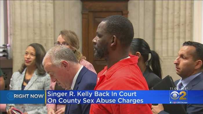 No Increase In R. Kelly's Bond In Cook County; Woman Who Posted His Bail Can't Get Money Back