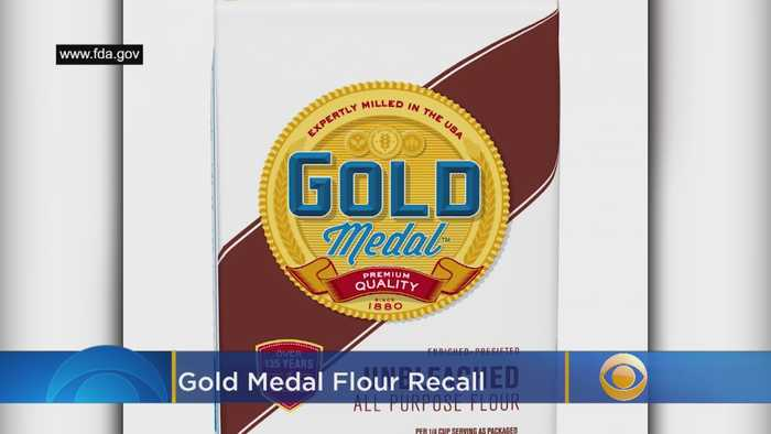 Gold Medal Flour Recalled Over E. Coli Concerns