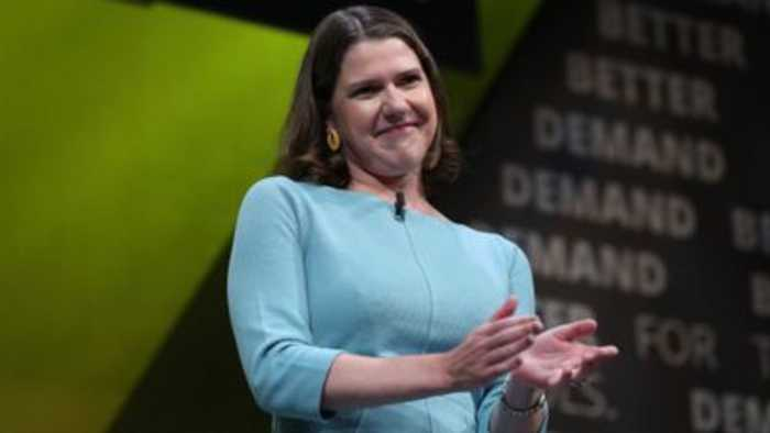 Jo Swinson talks up chances of being PM