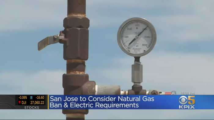 San Jose Considers Banning Natural Gas In New Construction