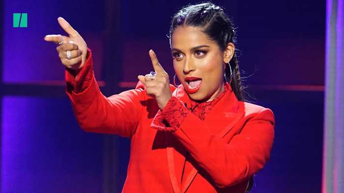 Lilly Singh Makes History With Late-Night Debut