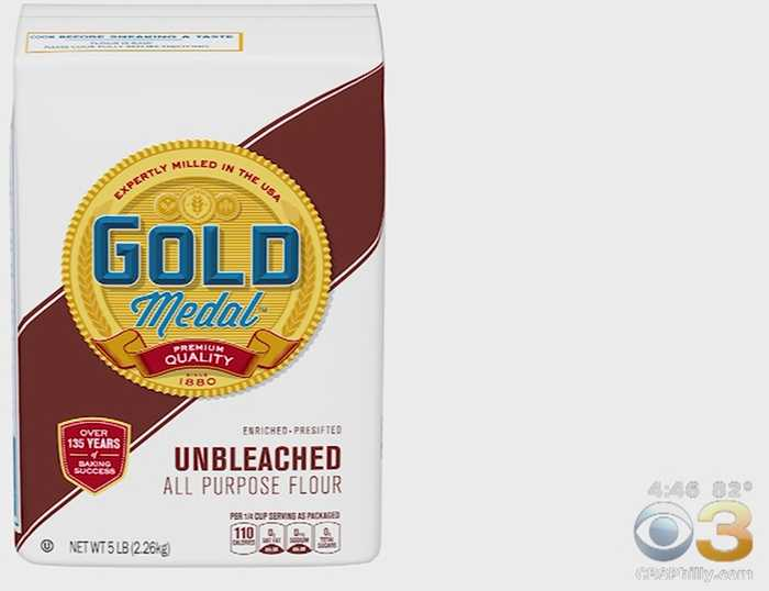 E. Coli Scare Leads To Gold Medal Flour Recall