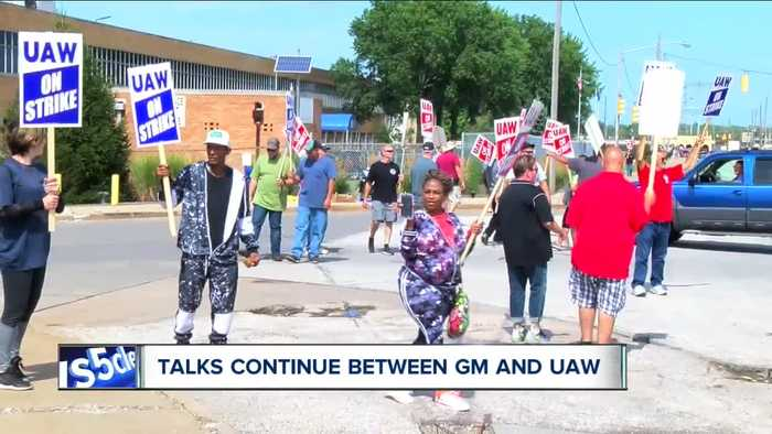 How the impact of the UAW's strike on GM doesn't have the same impact as it did in the 1990s