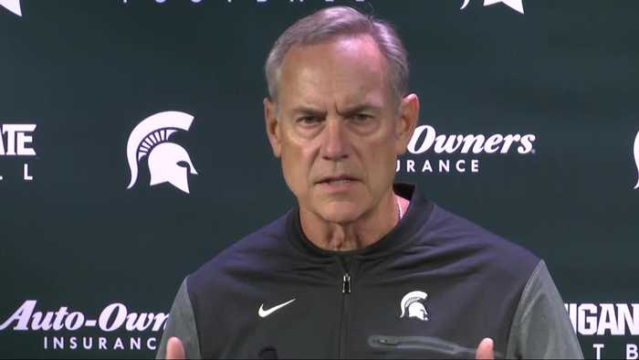 Mark Dantonio on Pac-12's apology: it's sorta in the wind