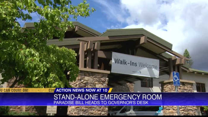 Paradise reacts to possibility of new emergency room