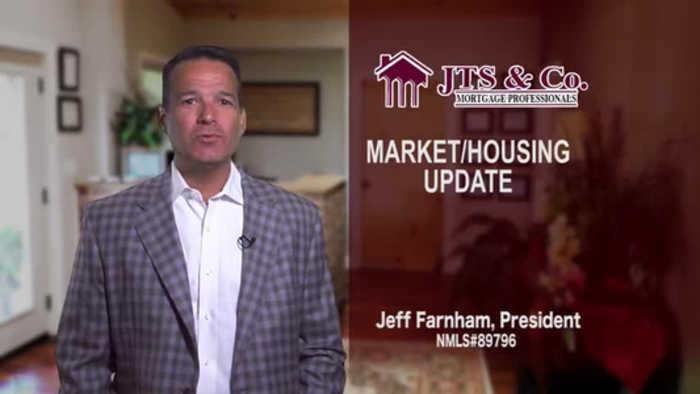 JTS Mortgage Minute 09/17/19 - Good Time to Purchase/Refinance