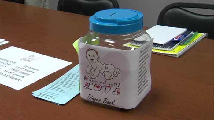 One in three struggles to buy diapers, a local group looks to help with a diaper drive