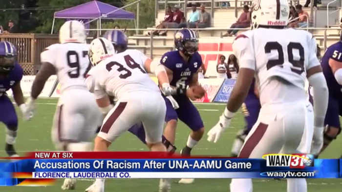 Accusations Of Racism After UNA-AAMU Game