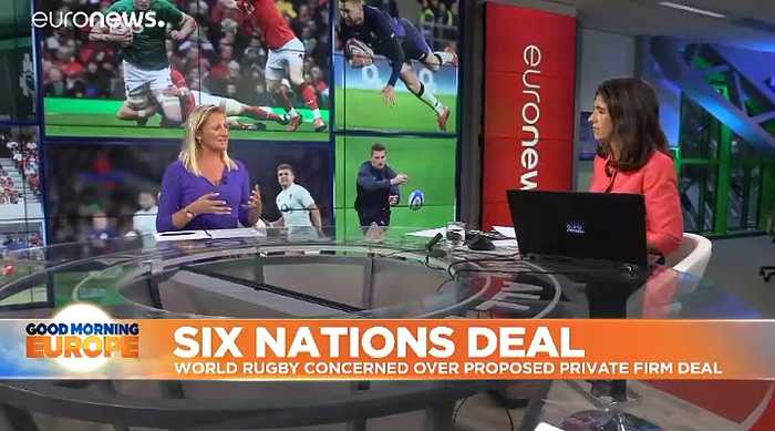 World Rugby mulls impact of private deal with Six Nations