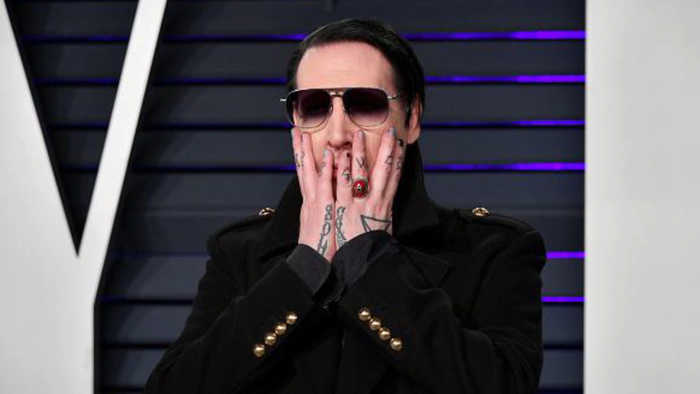 Marilyn Manson to play Viking death metal rocker in 'American Gods'
