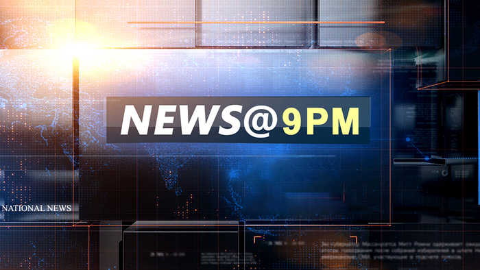 NEWS AT 9 PM, SEPTEMBER 18th