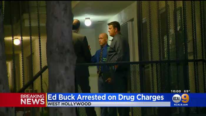 California Democratic mega-donor Ed Buck arrested