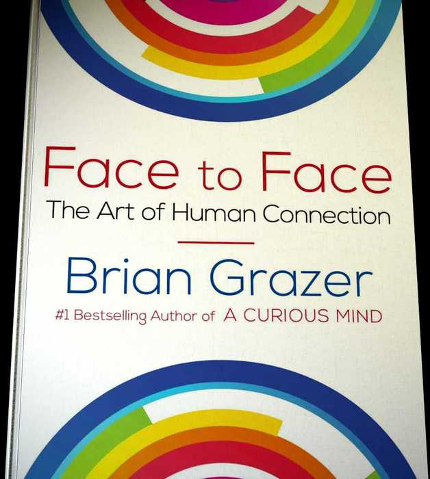Brian Grazer on Building Face to Face Connections