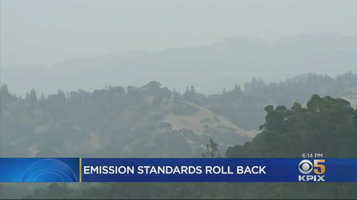 EPA Announces Plans To Revoke California's Stricter Emission Standards