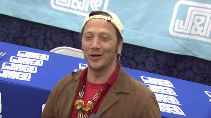 Rob Schneider criticizes 'SNL' for firing Shane Gillis