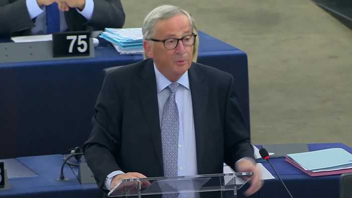 Jean-Claude Juncker: Risk of a no-deal remains real