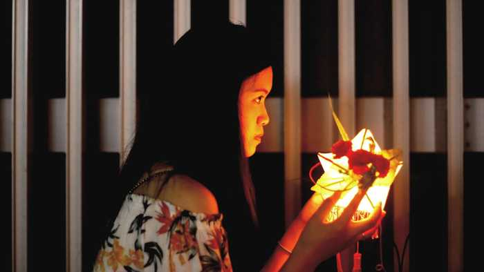 Hong Kong Protests: Annual moon festival subdued celebrations