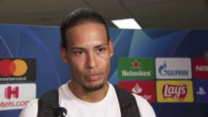 Van Dijk: New contract not down to me