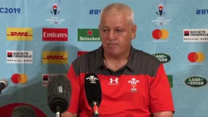 'Wales squad resilient ahead of RWC'