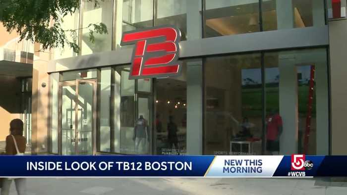 Get inside look at new TB12 center